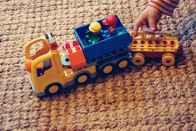 hrátky s Lego duplem