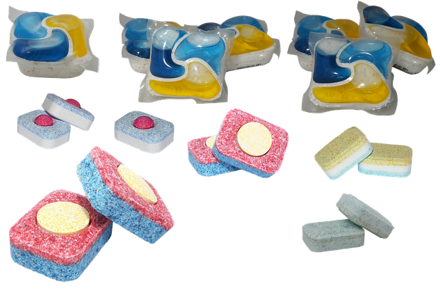 tablety pro myčku