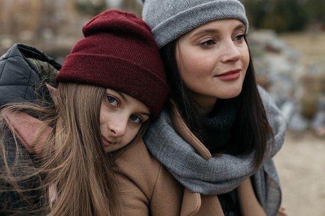 holky v čepicích