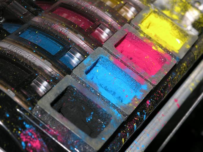 výběr barvy je u tiskárny tím nejdůležitějším